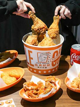 曲肯叔叔美式炸雞-台北內湖成功店