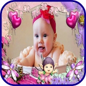Baby Kids Picture Frames