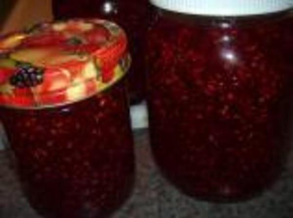 Raspberry Jam Canned Recipe