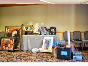 Photo: Silent Auction Prizes