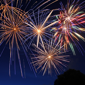 grand finale by Dave Hollub - Public Holidays July 4th (  )