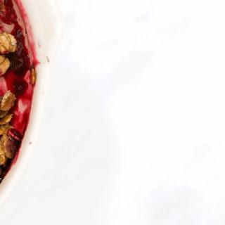 Breakfast Berry-Oatmeal Bake Recipe