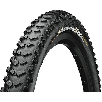 Continental Mountain King 27.5 x 2.6 Fold ProTection  Tire: Black Chili