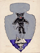 Photo: VF-6A original artwork approved 8  Jan 1947, Established as VBF-5 at Klamath Falls on 8 May 1945, redesignated VF-6A on 15 November 1946, VF-52 on 16 August 1948 and disestablished on 23 February 1959. Naval Aviation History