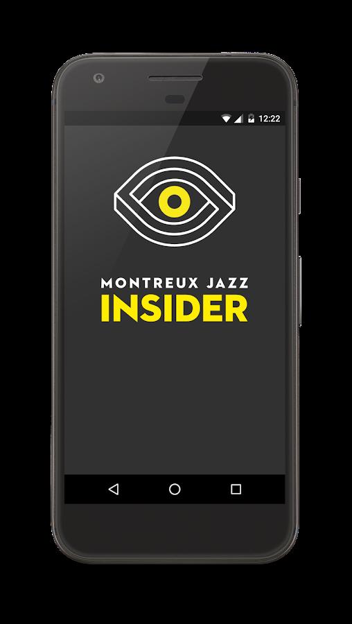 Image result for insider application montreux jazz