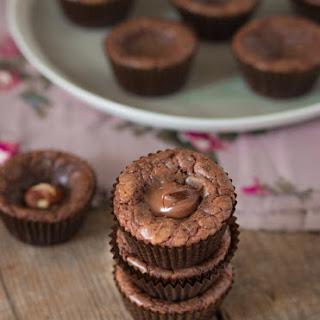 4-Ingredient Nutella Muffins Recipe