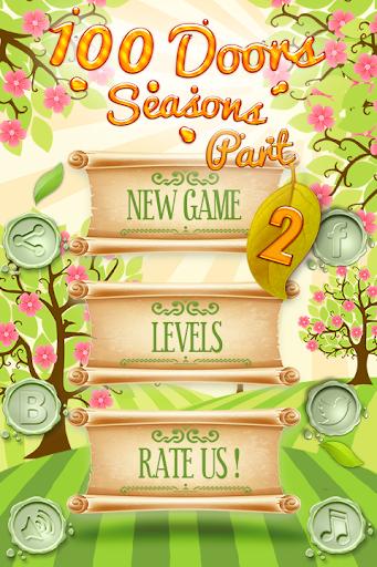 100 Doors Seasons 2 - Puzzle Games apkpoly screenshots 8