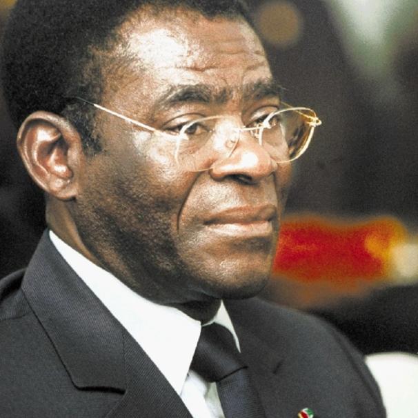 President Teodoro Obiang Nguema Mbasogo. Picture: SUPPLIED