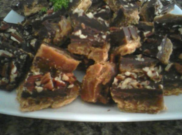 Texas Crunch Bar Recipe