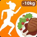 Emagrecer Fast - Dieta Low Carb e Exercícios icon