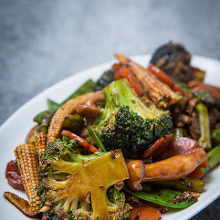 Chinese Mixed Vegetable Stir Fry Recipe