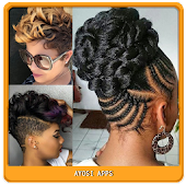 African Woman Hair Styles