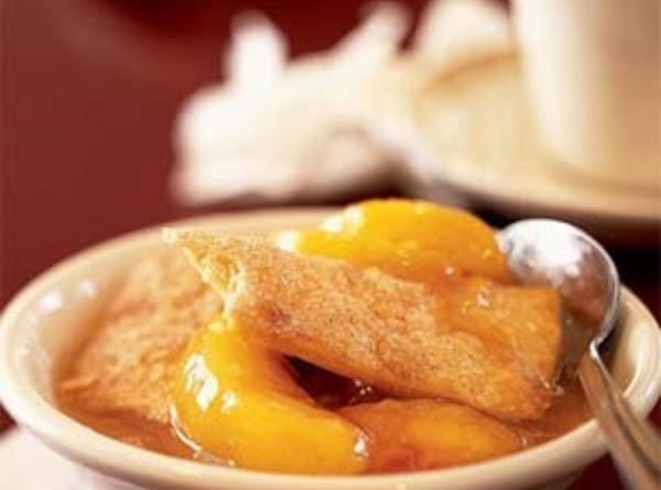 Simply The Best Peach Cobbler Recipe