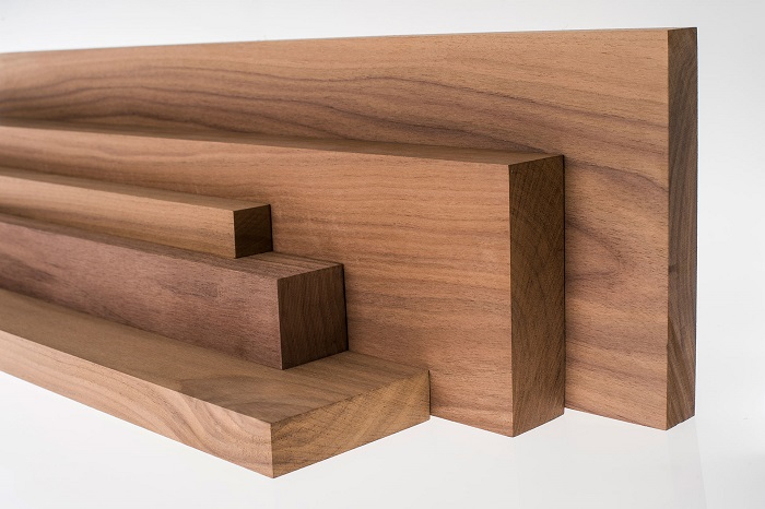 Thanh gỗ tự nhiên