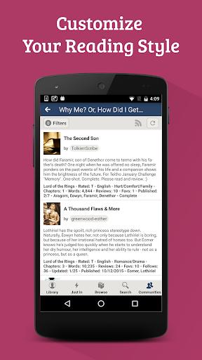 玩免費書籍APP|下載FanFiction app不用錢|硬是要APP