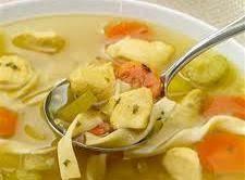 Paleo Chicken Noodle Soup