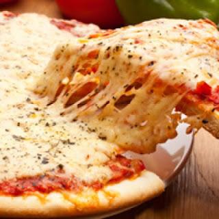 Todd Wilbur's Cheated Domino's Cheese Pizza