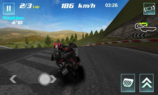 Real Motor Gp Racing Screenshot