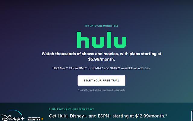 Hulu TV Help