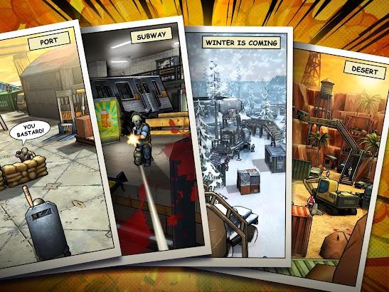 Major GUN : War on terror screenshot