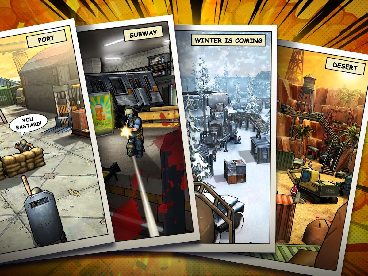 Major Gun : war on terror- screenshot