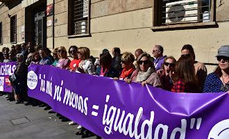 En imágenes: actos en Almería y provincia con motivo del 8M