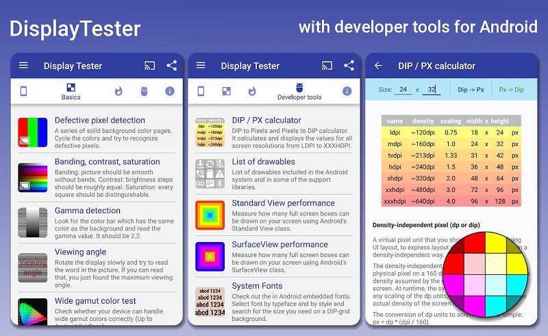 Display Tester v4.18 [Pro]
