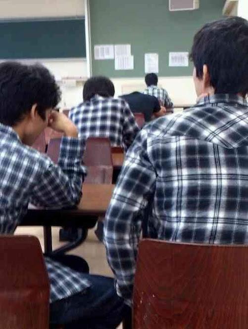 量産型男子大学生ファッション