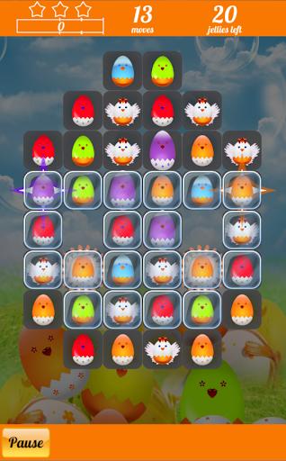 Egg Crush: Match eggs to blast