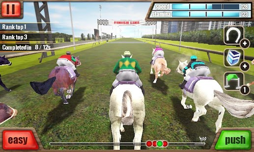Horse Racing 3D- screenshot thumbnail