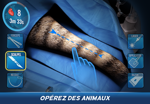 Operate Now: Animal Hospital  captures d'écran 1