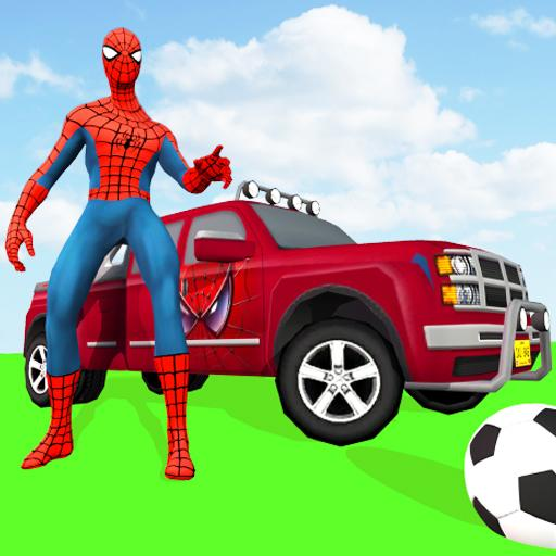 Superhero Animal Rescue : Animal Transport Truck
