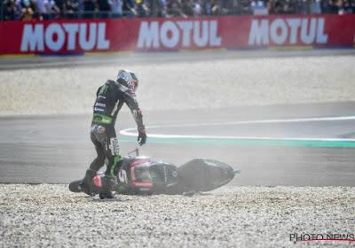 🎥 Moto's vliegen in het rond in Oostenrijk: Rossi ontsnapt, Zarco een 'bijna-moordenaar' genoemd