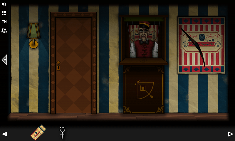 Forgotten Hill: Puppeteer- screenshot