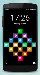 Arc Square Launcher - Theme - náhled