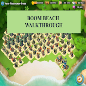 New Boom Beach Walkthrough