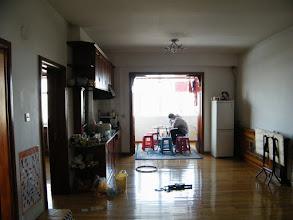 Photo: waiting room of emakingir's house.