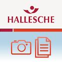 HALLESCHE Rechnungs-App icon