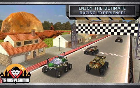 Alien Cars 3D Future Racing v1.0