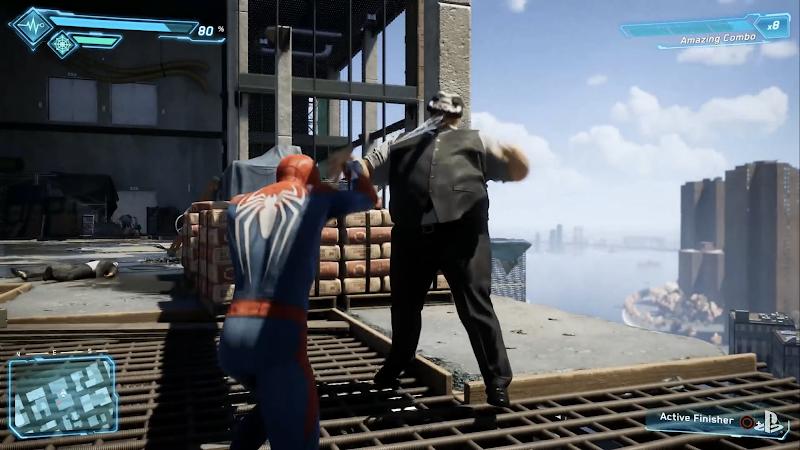 スパイダーマン spider man