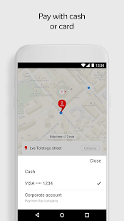 Yandex.Taxi Ride-Hailing Service - náhled