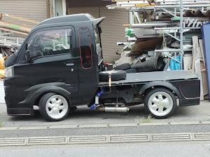 ハイゼットトラック  H30/05購入4WDのカスタム事例画像 テルさんさんの2020年09月02日10:43の投稿