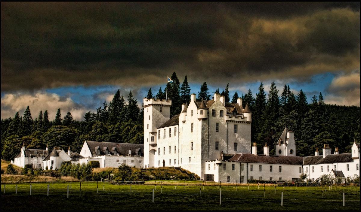 Palazzi e Castelli di Scozia: Glamis, Blair, Inveraray e Scone Palace