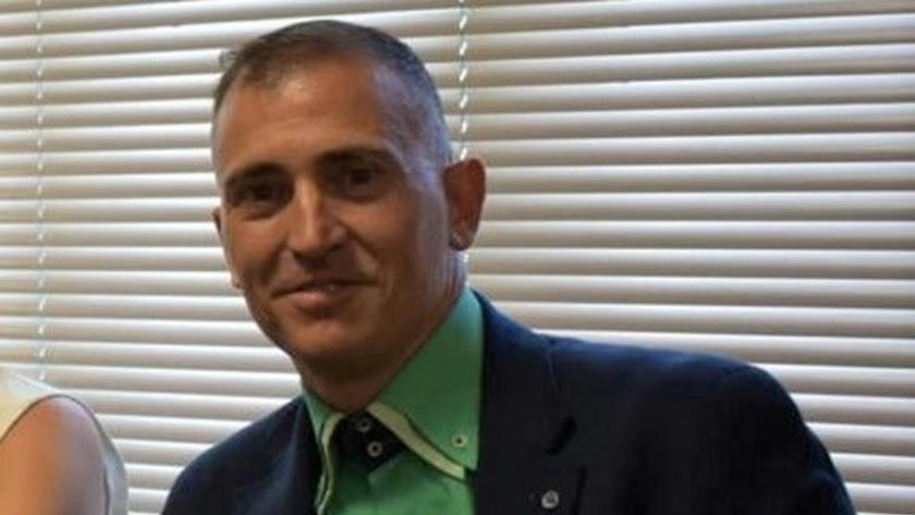 Antonio Jiménez Rosales será el nuevo delegado.