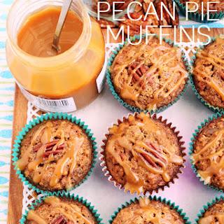 5-Ingredient Pecan Pie Muffins