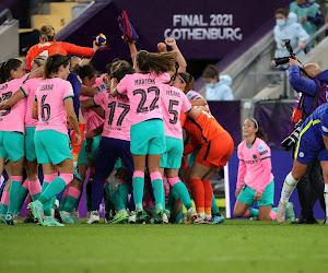 Barcelona veegt de vloer aan met Chelsea in finale Champions League