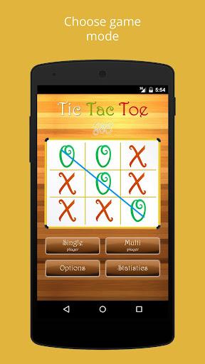 TicTacToe 2 - Material Taste