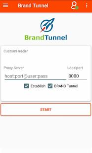 Brand Tunnel - náhled