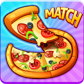 Match 3 Pizza: Kitchen Crash