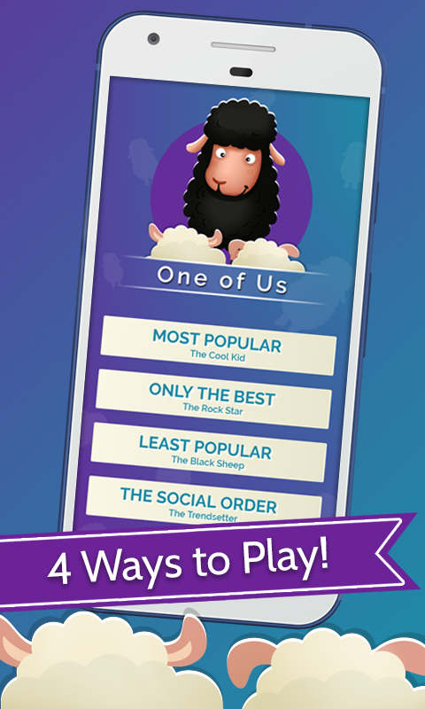 One of Us: The Popularity Game- screenshot